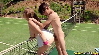 Fucked Hot Tennis Player - Juan El Caballo Loco And Alex Chance
