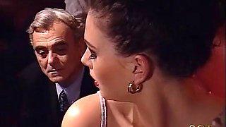 Italian Beauty Jessica Fiorentino Cucks Her Date With BBC