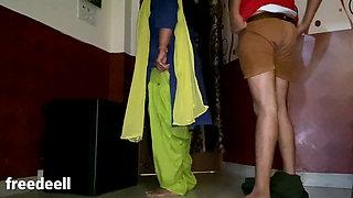 Bhabhi ne Gand Marne ka mauka Diya. Hidden Camera Recording