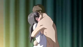 anime teen little sister having sex with brother
