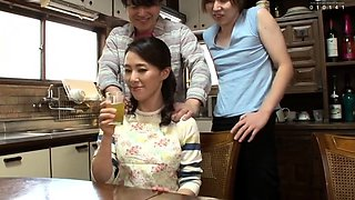 Cute Japanese Woman Hairy Masturbation