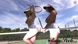 Stacey poole beth lily tennis