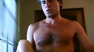 Amazing retro sex video with John Leslie