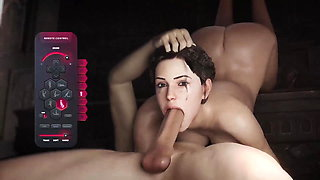 Whores from Games Compilation of Excellent Fucks Scenes