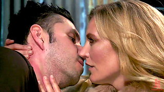 Mona Wales Milks Papa Georgio for his Wallet
