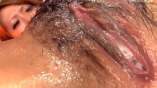 41ticket - rino katagiri oiled up and fucked (uncensored jav)