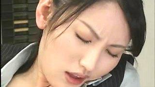 Takako Kitahara - Office Lady Sister Scene 1