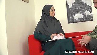 Muslim mature is a hot fuck
