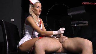 CruelHandjobs - Baby Nurse