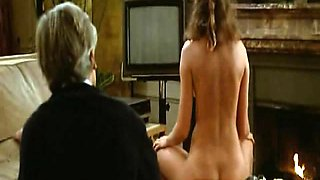 Valerie Kaprisky nude showing us her bare breasts, ass and