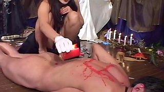 Crazy JAV censored sex scene with amazing japanese whores