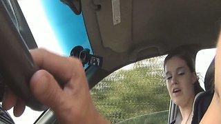 teen watches guy jerk off