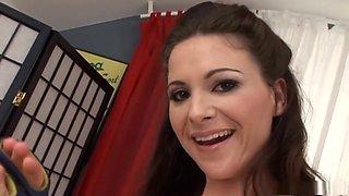 Best pornstar Jessica Fiorentino in fabulous hairy, brazilian porn scene