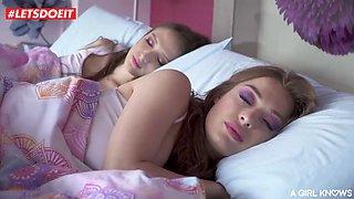 Letsdoeit lesbian romance with izzy lush and misha maver