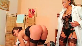 dude gets dominated by babe clip feature 1