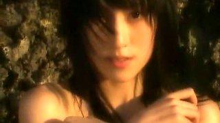 Amazing Japanese girl Arisa Kanno in Hottest Beach, Outdoor JAV movie