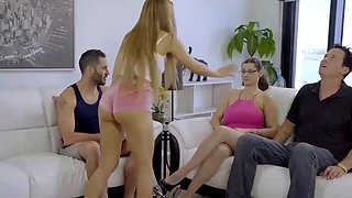 Insatiable step sister