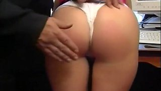 Sexy Twila Asks Her Boss For A Promotion