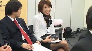 Amazing Japanese whore Misaki Asoh, Aya Sakuraba, Mika Nakajou in Horny Phone, Public JAV scene