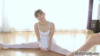 Midget teen Ballerinas