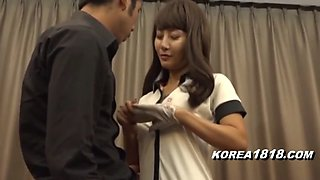 Hot Korean Golf Instructor Seduction