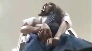 schoolgirl threesome fucked by classmate