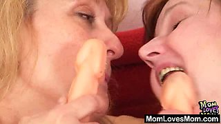 Amateur mom experimenting in addition to other madame