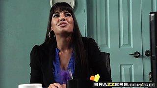 Brazzers - Big Tits at Work - Mercedes Carrer