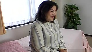 Hottest Japanese whore in Crazy Blowjob/Fera, Fishnet JAV clip