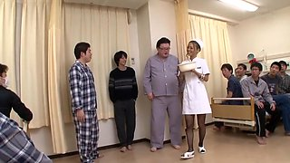 Hottest Japanese whore in Crazy HD, Nurse JAV video