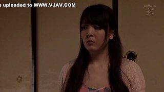 Hitomi Tanaka - Wife Busty Hostess At The Creampie Hot Spring