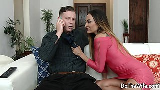 Swinger couple swap the spouses each other