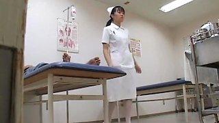 Exotic Japanese model Hinata Komine, Luna Kanzaki, Nozomi Osawa in Crazy Blowjob, Handjobs JAV clip