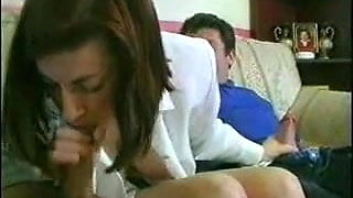 English Amateur Wife Filmed Fucking Husbands Friends !