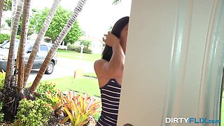 Dirty Flix - Chloe Amour - The fucking of a babysitter
