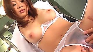 Anna Kousaka is a wild Asian nurse