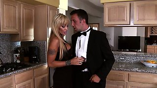 Brazzers - Real Wife Stories - Houston and Ke