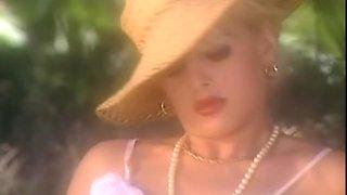 Vintage anal fuck with Italian porn actors
