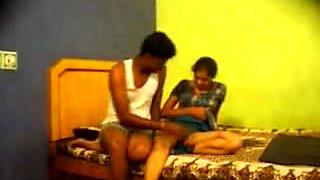 I record myself while fucking my Indian girlfriend