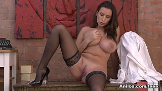 Sensual Jane in Sexy Secretary - Anilos