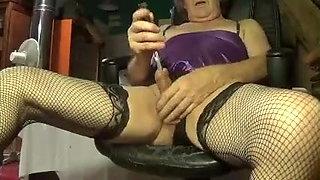 crossdressing transvestite sounding urethral god dildo 111