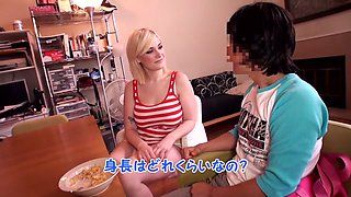 Amazing Japanese girl Siri in Crazy big tits, big natural tits JAV scene