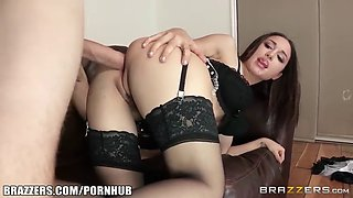 squirting maid with danny