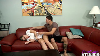 BareBackStudios - Cory Chase - Son Cums of Age