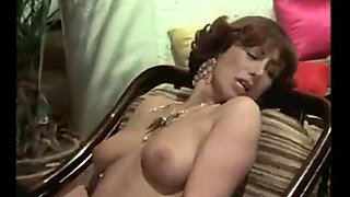 MILF bride and her bald husband are about to fornicate