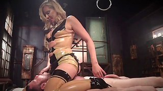 Session with mistress m