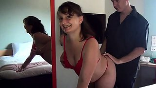 Hot pregnant anal and cumshot