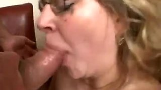 Chubby Wife Takes 3 Loads