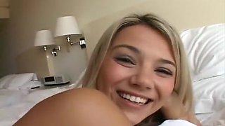 Ashlynn Brooke Is A Fake Tittied Young Blonde Cutie