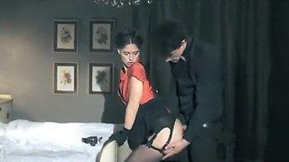 SexArt VINTAGE MILF GETTING CREAMPIE